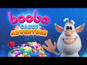 Буба: Конфетное Приключение — iOS / Android — Трейлер игры HD