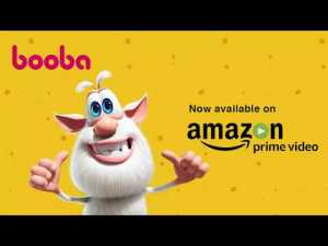 Booba on Amazon Prime Video — Cartoon for kids